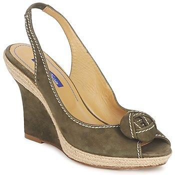kengät Naiset Sandaalit ja avokkaat Atelier Voisin ALIX Kaki