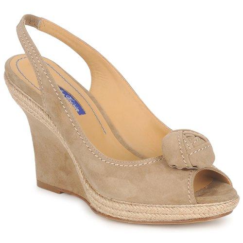 kengät Naiset Sandaalit ja avokkaat Atelier Voisin ALIX Taupe