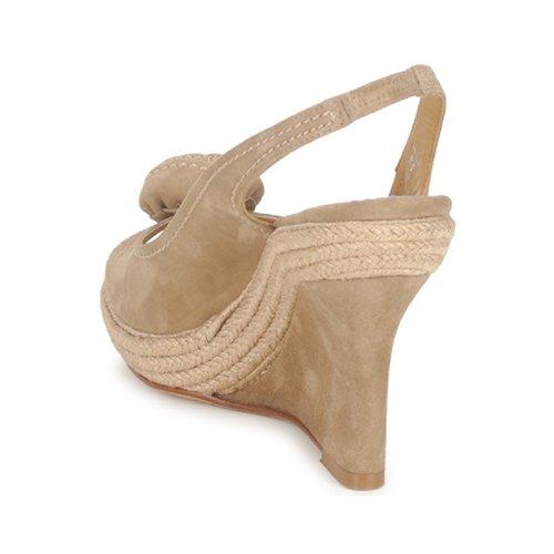 Atelier Voisin Alix Taupe - Ilmainen Toimitus- Kengät Sandaalit Naiset 160