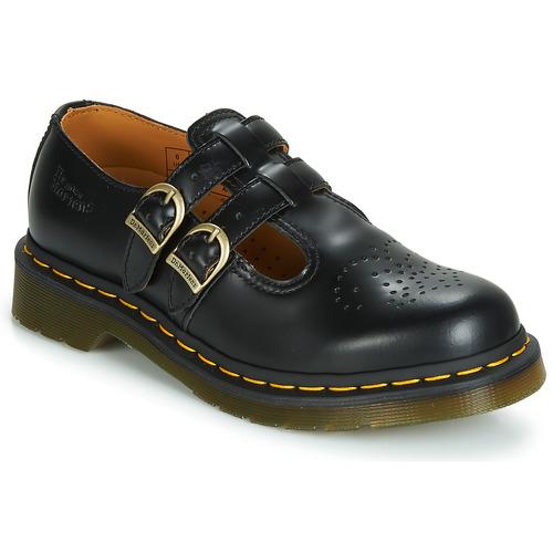kengät Naiset Derby-kengät Dr Martens 8066 Mary Jane Black