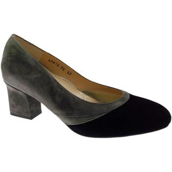 kengät Naiset Korkokengät Calzaturificio Loren LO60812ne nero