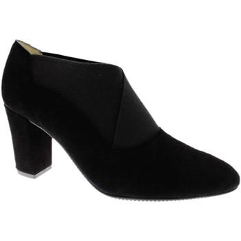 kengät Naiset Nilkkurit Calzaturificio Loren LO60846ne nero