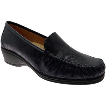 kengät Naiset Mokkasiinit Calzaturificio Loren LOK3979bl blu