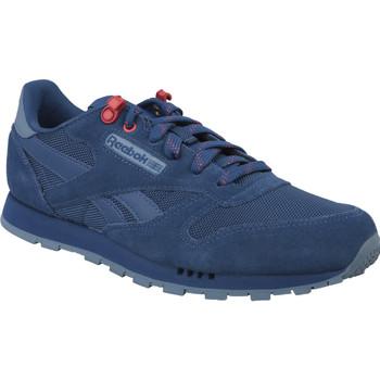 kengät Pojat Matalavartiset tennarit Reebok Sport Classic Leather CN4703