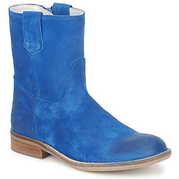 kengät Tytöt Bootsit Hip DIRAN Blue