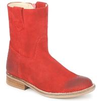 kengät Tytöt Bootsit Hip DIRAN Red