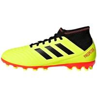 kengät Lapset Jalkapallokengät adidas Originals Predator 183 AG J Keltaiset