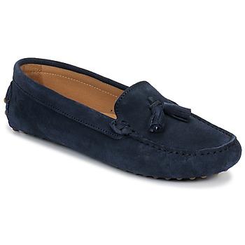 kengät Naiset Mokkasiinit Casual Attitude GATO Laivastonsininen