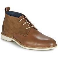 kengät Miehet Bootsit Casual Attitude JALAYAPE Brown
