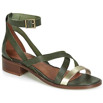 kengät Naiset Sandaalit ja avokkaat Casual Attitude COUTIL Green