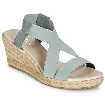 kengät Naiset Sandaalit ja avokkaat Casual Attitude JALAYEBE Grey
