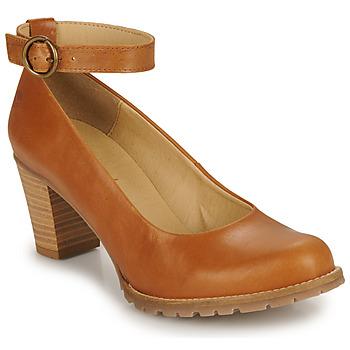 kengät Naiset Korkokengät Casual Attitude JALAYELE Camel