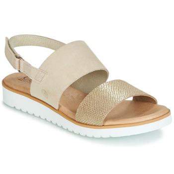 kengät Naiset Sandaalit ja avokkaat Casual Attitude JALAYEPE Beige