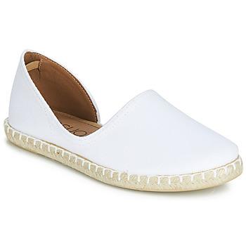 kengät Naiset Espadrillot Casual Attitude JALAYIVE Valkoinen