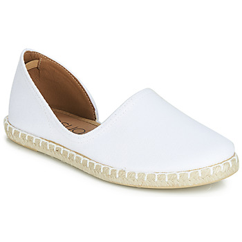 kengät Naiset Espadrillot Casual Attitude JALAYIVE White