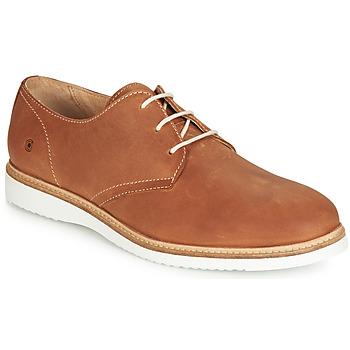 kengät Miehet Derby-kengät Casual Attitude JALAYIME Cognac