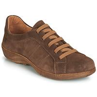 kengät Miehet Derby-kengät Casual Attitude JALIYAFE Brown