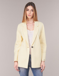 vaatteet Naiset Takit / Bleiserit Oakwood OSLO Yellow / Clair