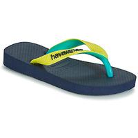 kengät Varvassandaalit Havaianas TOP MIX Keltainen