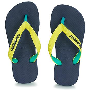 kengät Varvassandaalit Havaianas TOP MIX Yellow