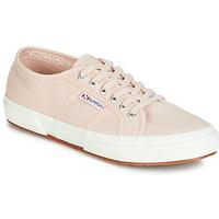 kengät Naiset Matalavartiset tennarit Superga 2750 COTU CLASSIC Vaaleanpunainen