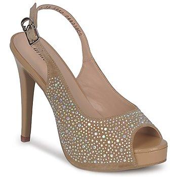 kengät Naiset Sandaalit ja avokkaat Carmen Steffens NIMEA Brown