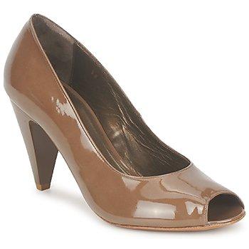 kengät Naiset Korkokengät Espace LEON Brown
