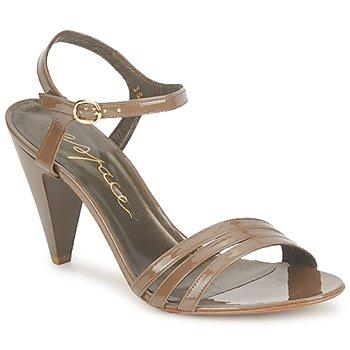 kengät Naiset Sandaalit ja avokkaat Espace LASTY Hiekka
