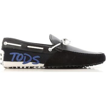 kengät Miehet Mokkasiinit Tod's XXM0GW0X900IUP0XQE nero