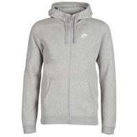 vaatteet Miehet Svetari Nike MEN'S NIKE SPORTSWEAR HOODIE Grey