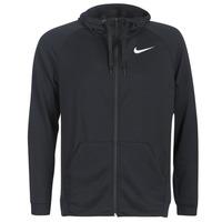 vaatteet Miehet Svetari Nike MEN'S NIKE DRY TRAINING HOODIE Black