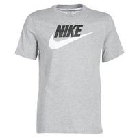 vaatteet Miehet Lyhythihainen t-paita Nike NIKE SPORTSWEAR Grey