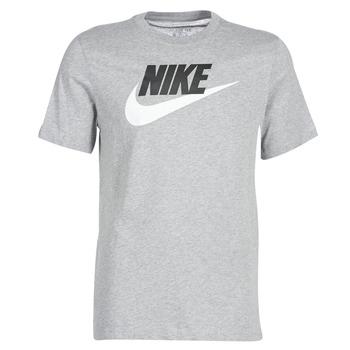 vaatteet Miehet Lyhythihainen t-paita Nike NIKE SPORTSWEAR Harmaa