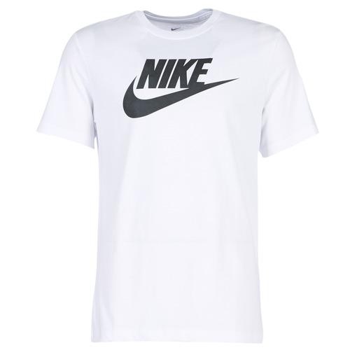 vaatteet Miehet Lyhythihainen t-paita Nike NIKE SPORTSWEAR Valkoinen