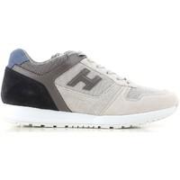 kengät Miehet Matalavartiset tennarit Hogan HXM3210Y851I7G786S multicolore
