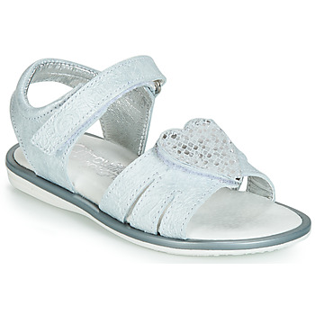 kengät Tytöt Sandaalit ja avokkaat Citrouille et Compagnie JAFILOUTE Harmaa