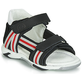 kengät Pojat Sandaalit ja avokkaat Citrouille et Compagnie JATILETTE Black