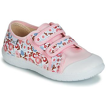 hot sale online 50b1b 75705 kengät Tytöt Matalavartiset tennarit Citrouille et Compagnie JORIPALE Pink    Red