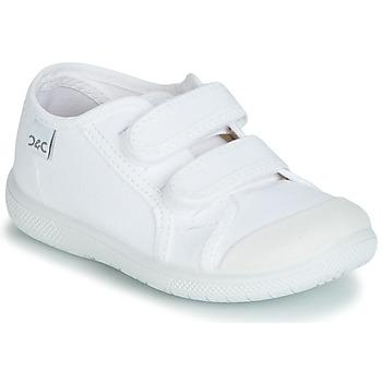 kengät Lapset Matalavartiset tennarit Citrouille et Compagnie JODIPADE White