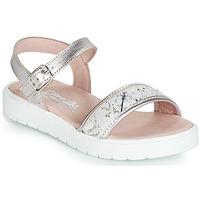 kengät Tytöt Sandaalit ja avokkaat Citrouille et Compagnie JIMINITE Pink / Dragonfly