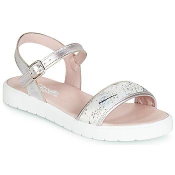 kengät Tytöt Sandaalit ja avokkaat Citrouille et Compagnie JIMINITE Vaaleanpunainen / Dragonfly