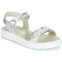 kengät Tytöt Sandaalit ja avokkaat Citrouille et Compagnie JIMINITE Grey / Dragonfly