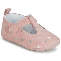 kengät Tytöt Tossut Citrouille et Compagnie JARI Pink