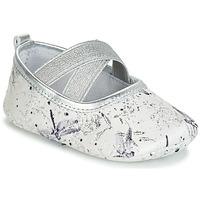 kengät Tytöt Tossut Citrouille et Compagnie JERIFOU Grey / Dragonfly
