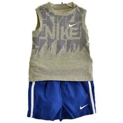 vaatteet Pojat Kokonaisuus Nike  Monivärinen
