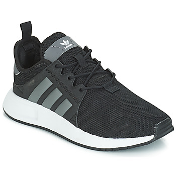 kengät Lapset Matalavartiset tennarit adidas Originals X_PLR Black