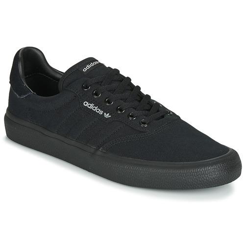 kengät Matalavartiset tennarit adidas Originals 3MC Musta