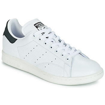 on sale 33684 ab147 kengät Matalavartiset tennarit adidas Originals STAN SMITH White   Black