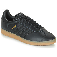 kengät Miehet Matalavartiset tennarit adidas Originals GAZELLE Black