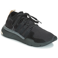 kengät Miehet Matalavartiset tennarit adidas Originals EQT SUPPORT MID ADV Black
